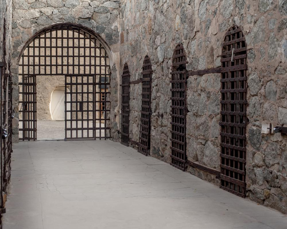 Yuma Territorial State Prison