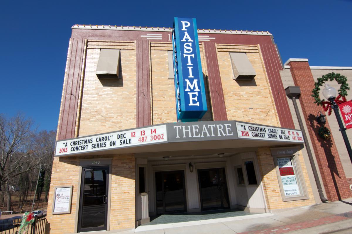 pastime theatre