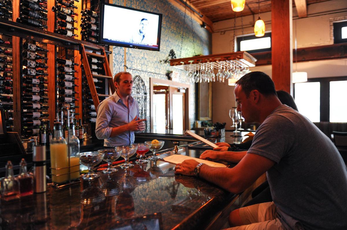 Blend Wine Bar