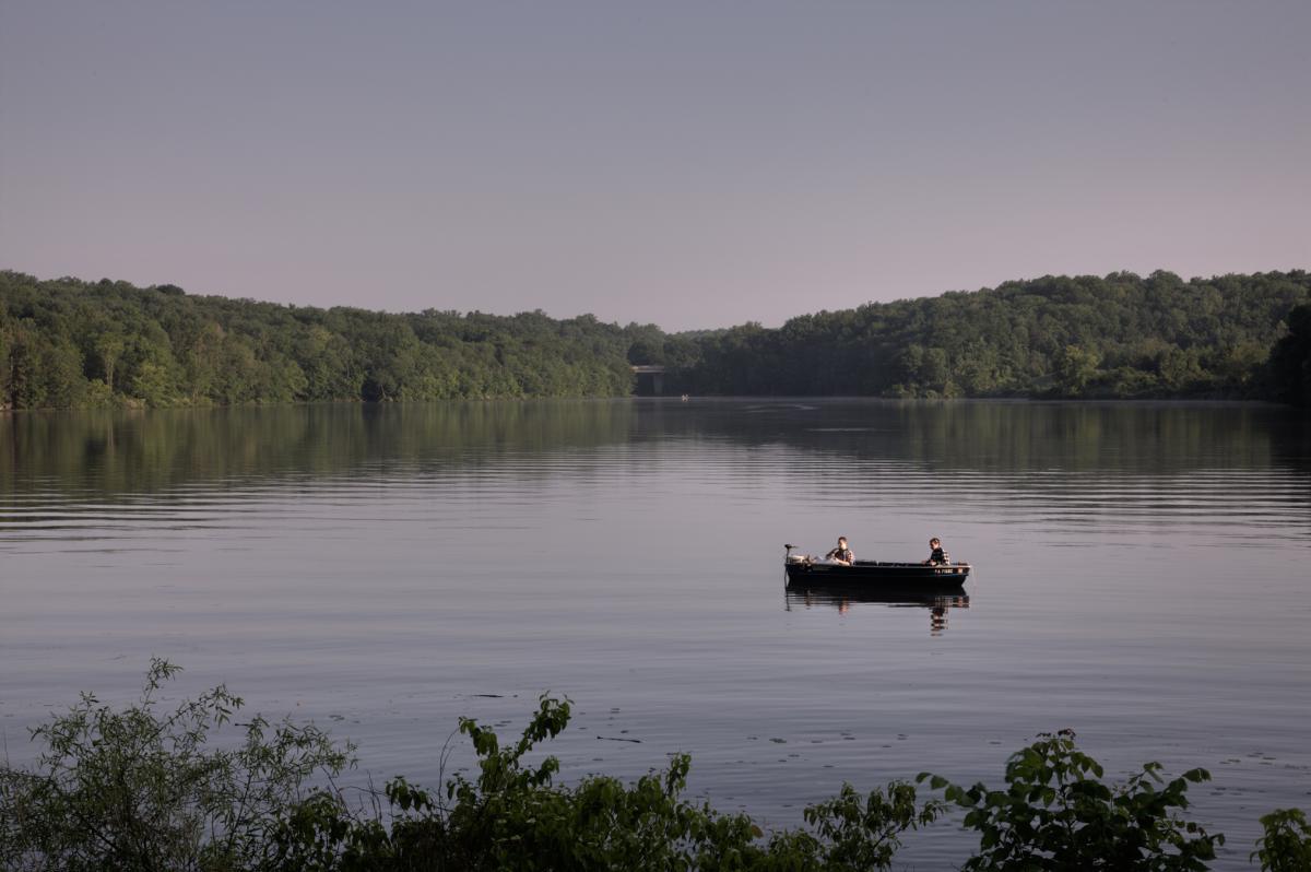 Fishing in Quakertown