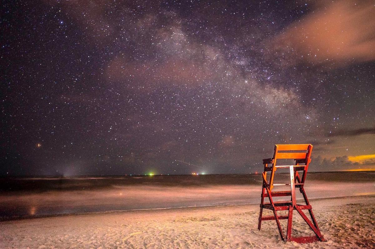 See the stars on Georgia's Coast