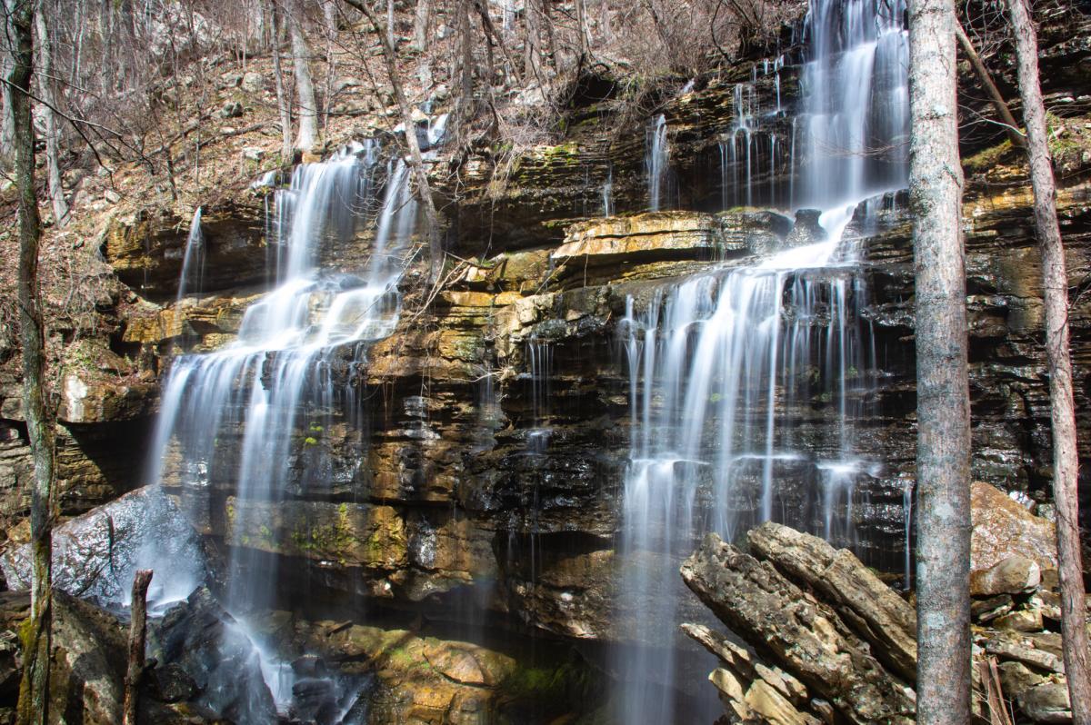 Bethel Spring Waterfall