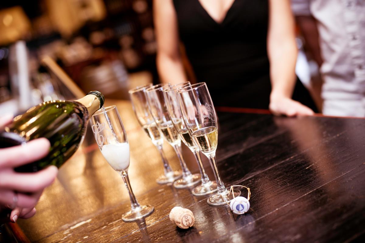 Summerhill Pyramid Winery Bubbles