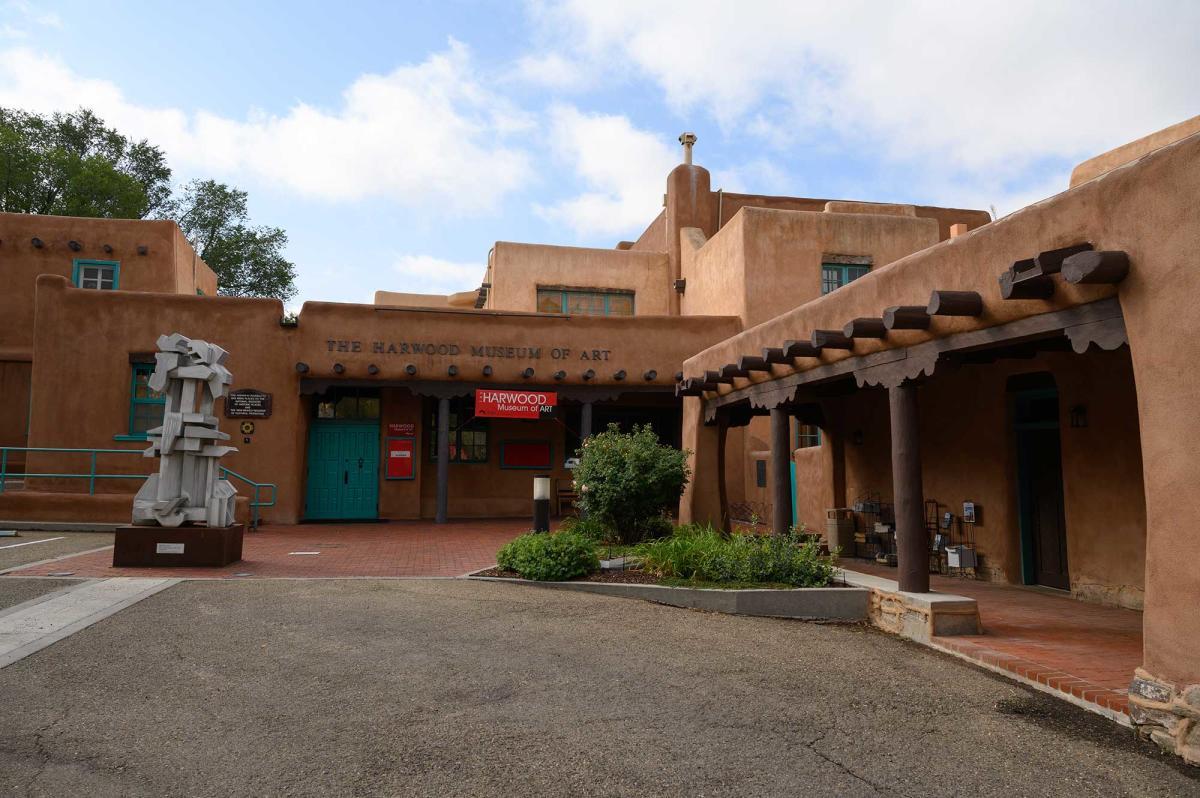 Taos Harwood Museum of Art