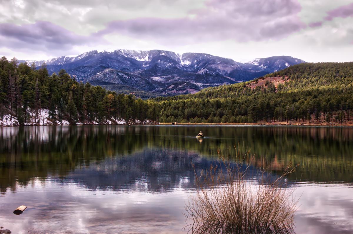 Morphy Lake State Park