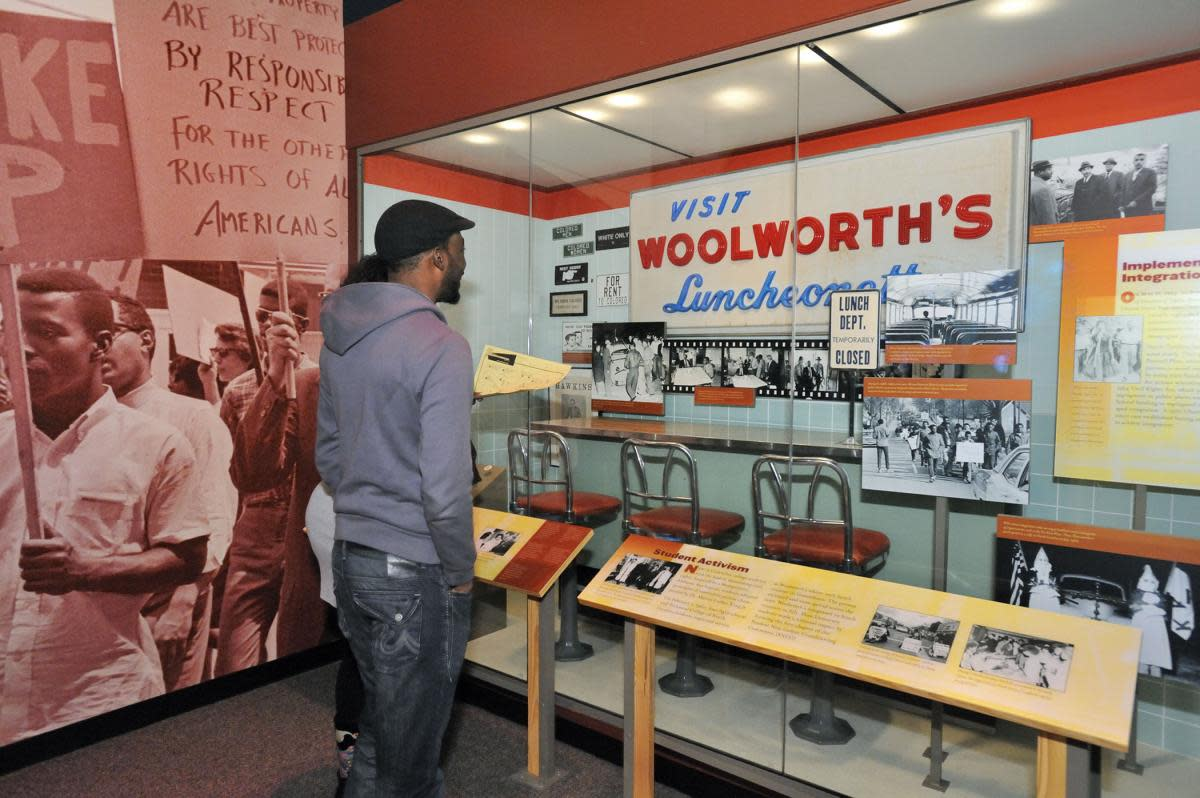 Museum of History Woolworth's