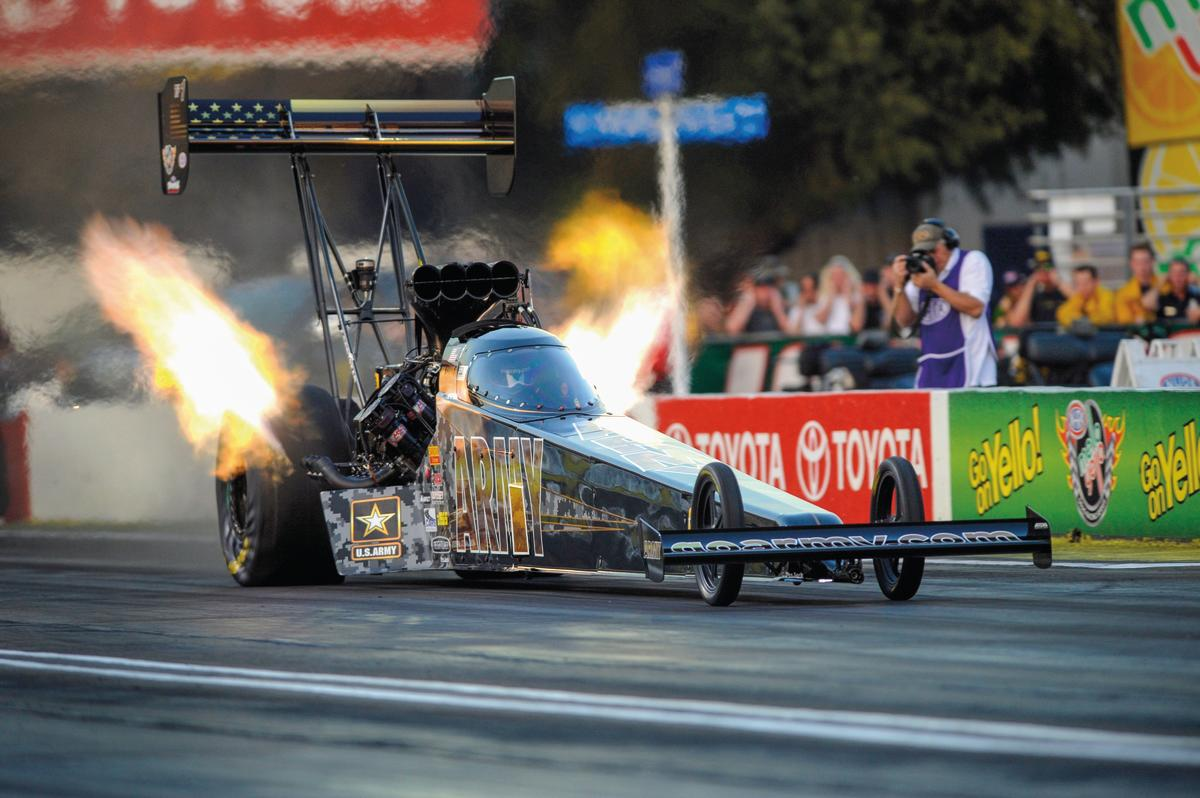 Heartland Motorsports Park | Drag Car Race Launch - Topeka, KS