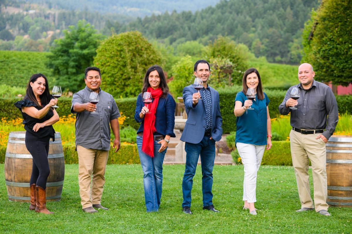 Latinx Winemakers of the Willamette Valley
