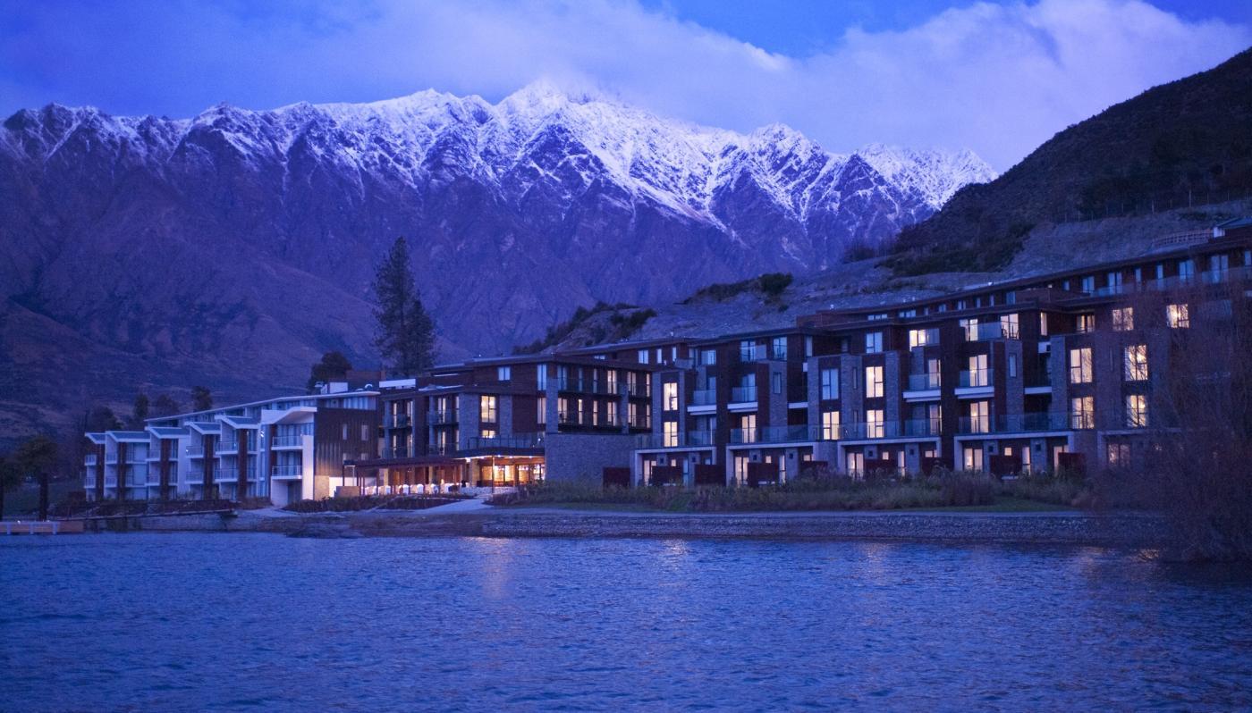 Hilton Queenstown on Lake Wakatipu