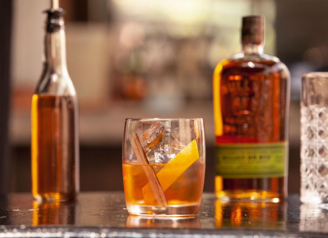 Bulleit Apple Pie Old Fashioned