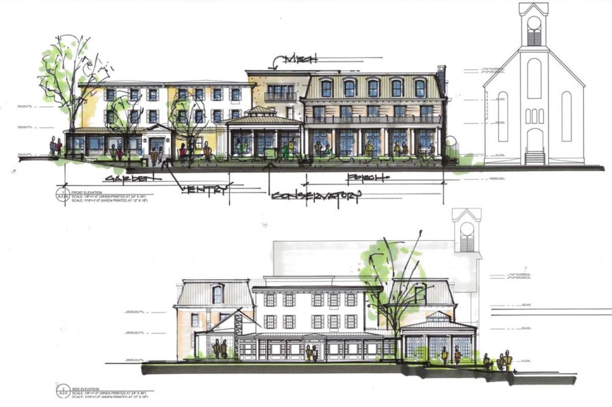 Logan Inn expansion