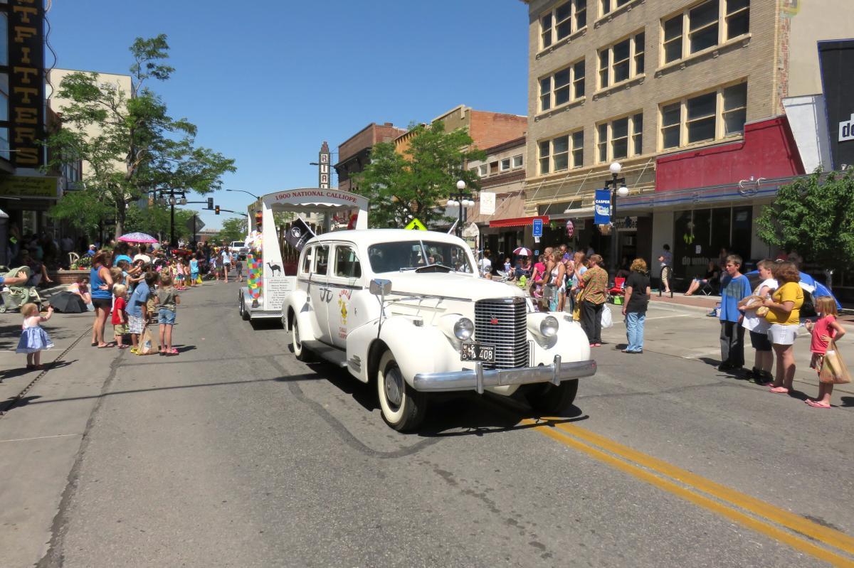 Parade Day Casper, Wyoming