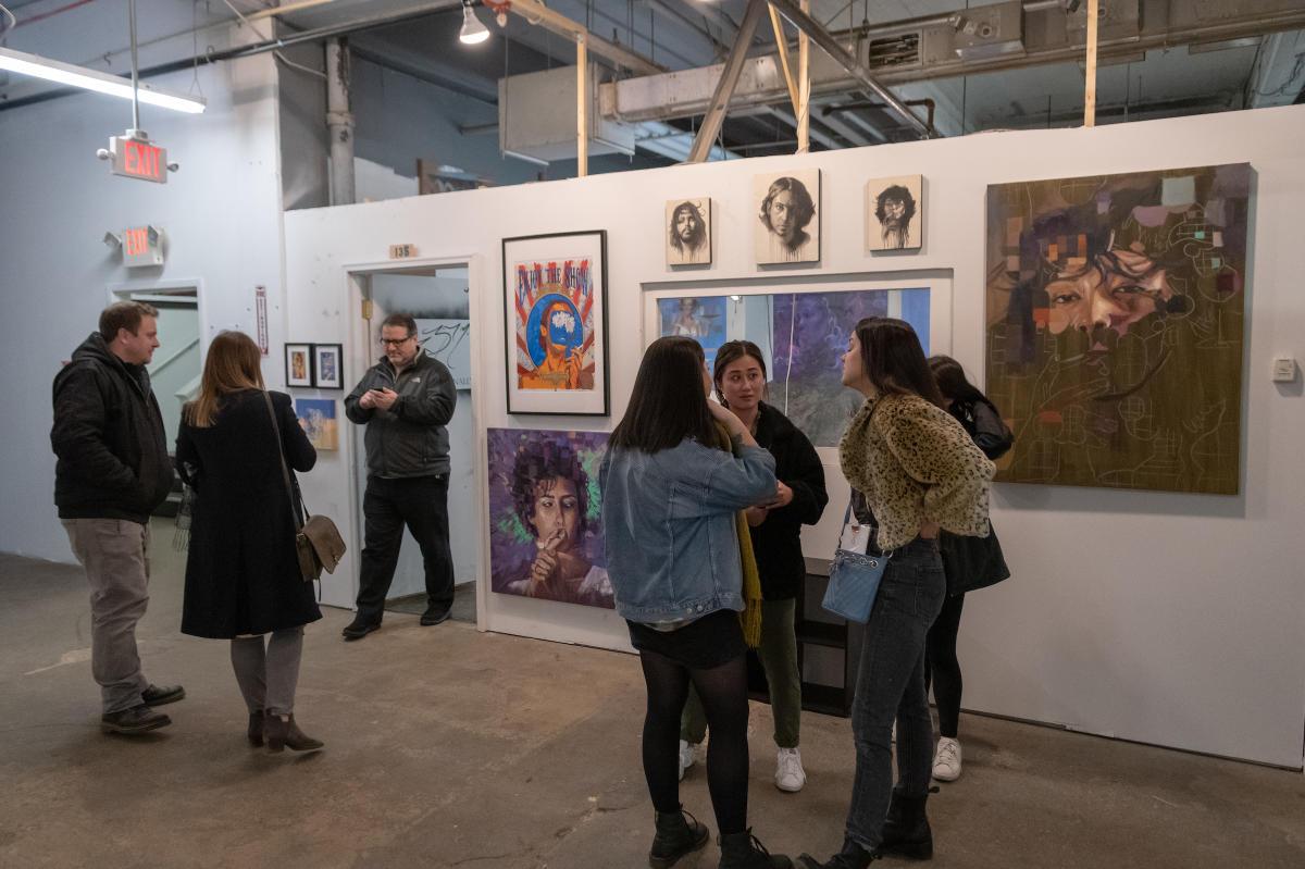 400 W Rich Gallery