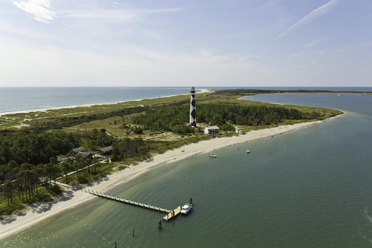Crystal Coast Cape Lookout