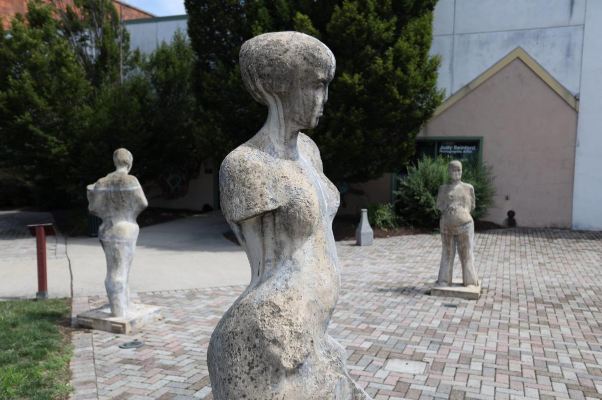 Homage to Humanity (Sculptures)