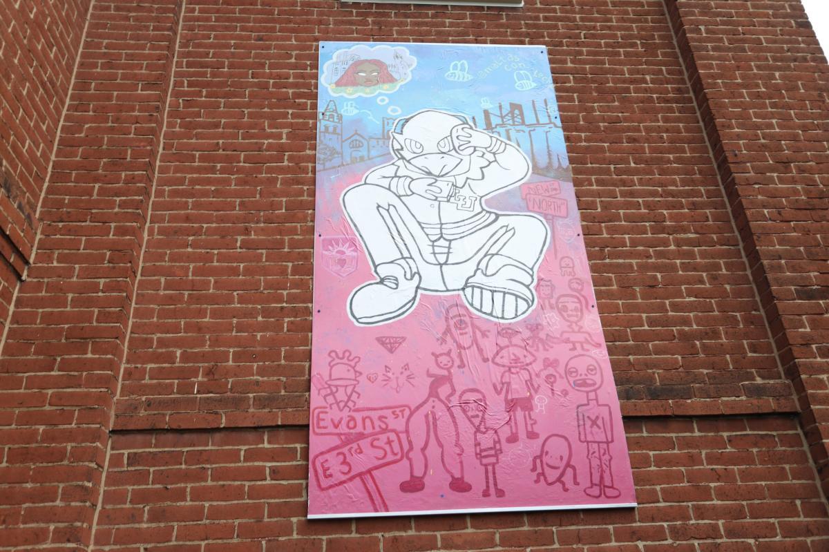 Lehigh University (Mural)