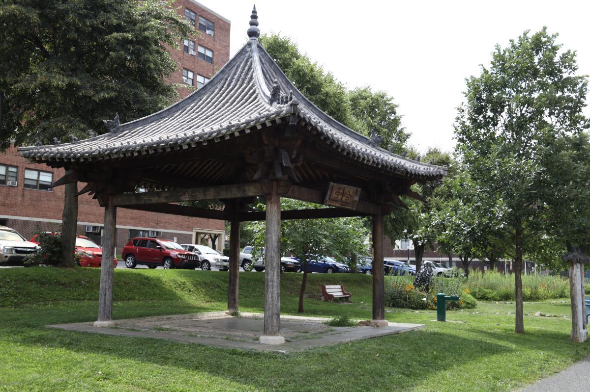 The Lehigh-Bethlehem Chinese Pavilion (Structure)
