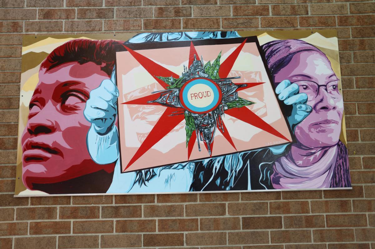 SouthSide Proud (Mural)