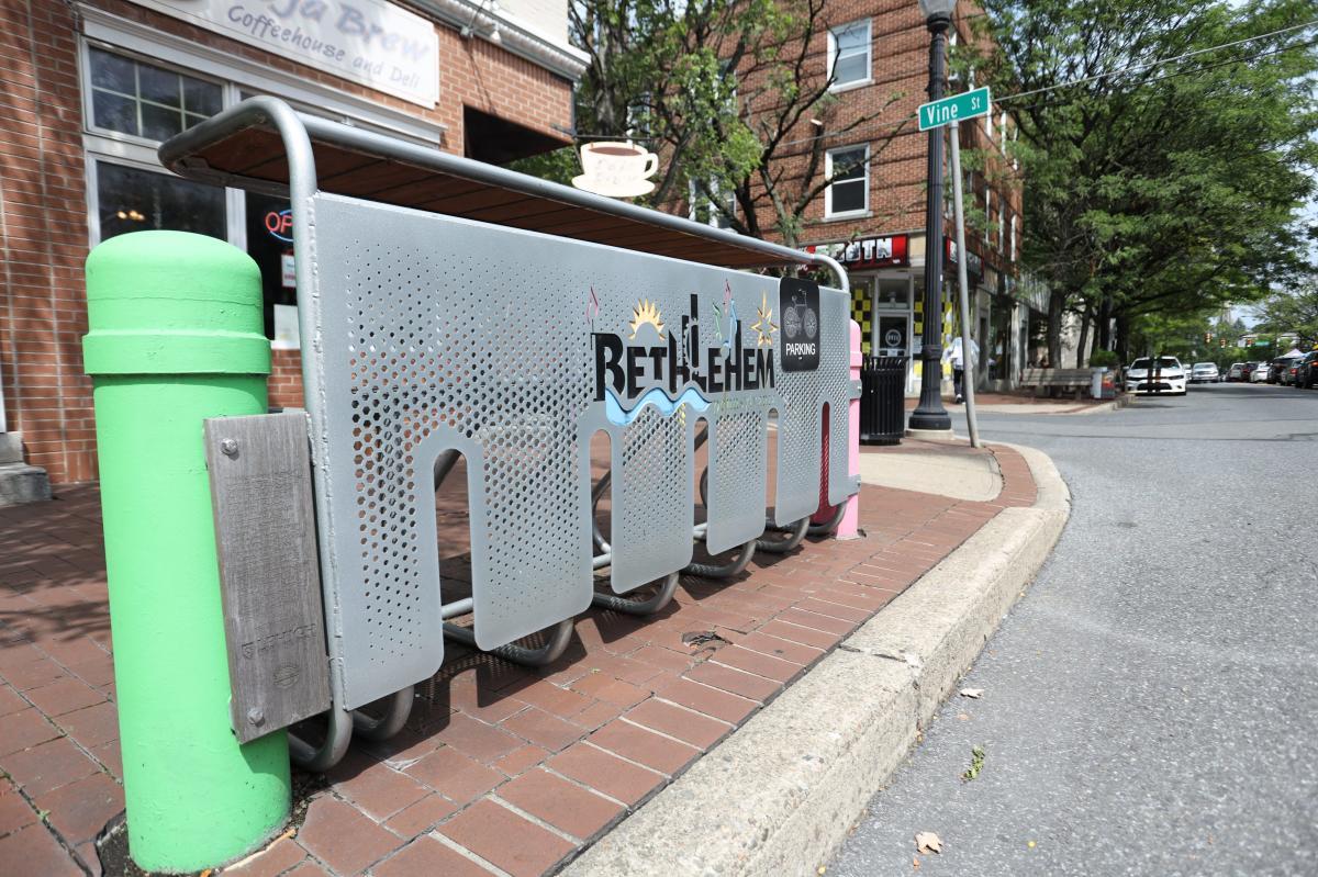 Lehigh Bike Rack Bar (Bike Rack)