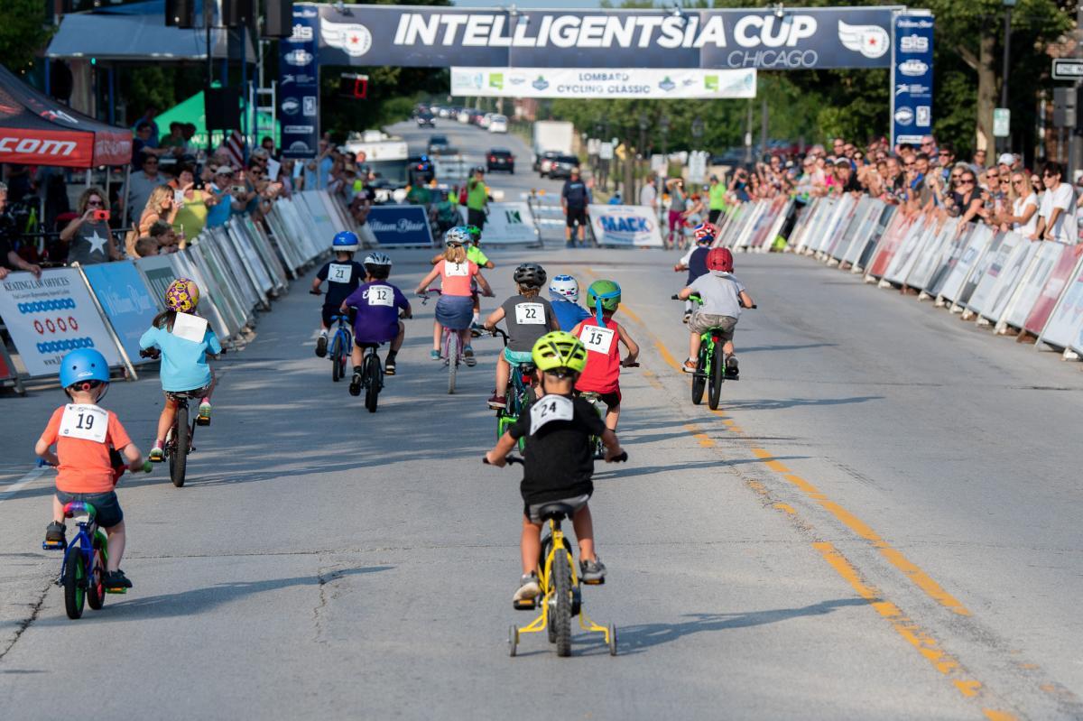 Lombard Cycling - Kids Race
