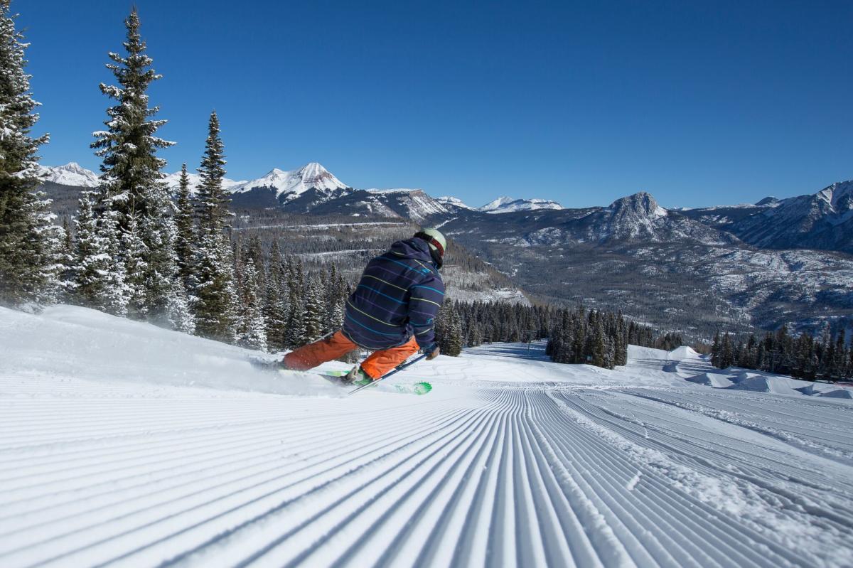 Purgatory Resort downhill Skiing