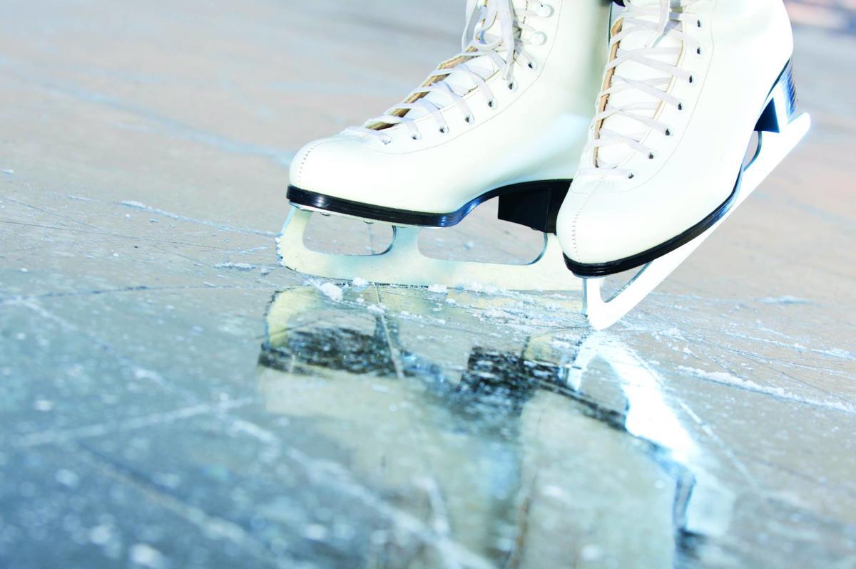 Ice skating - generic