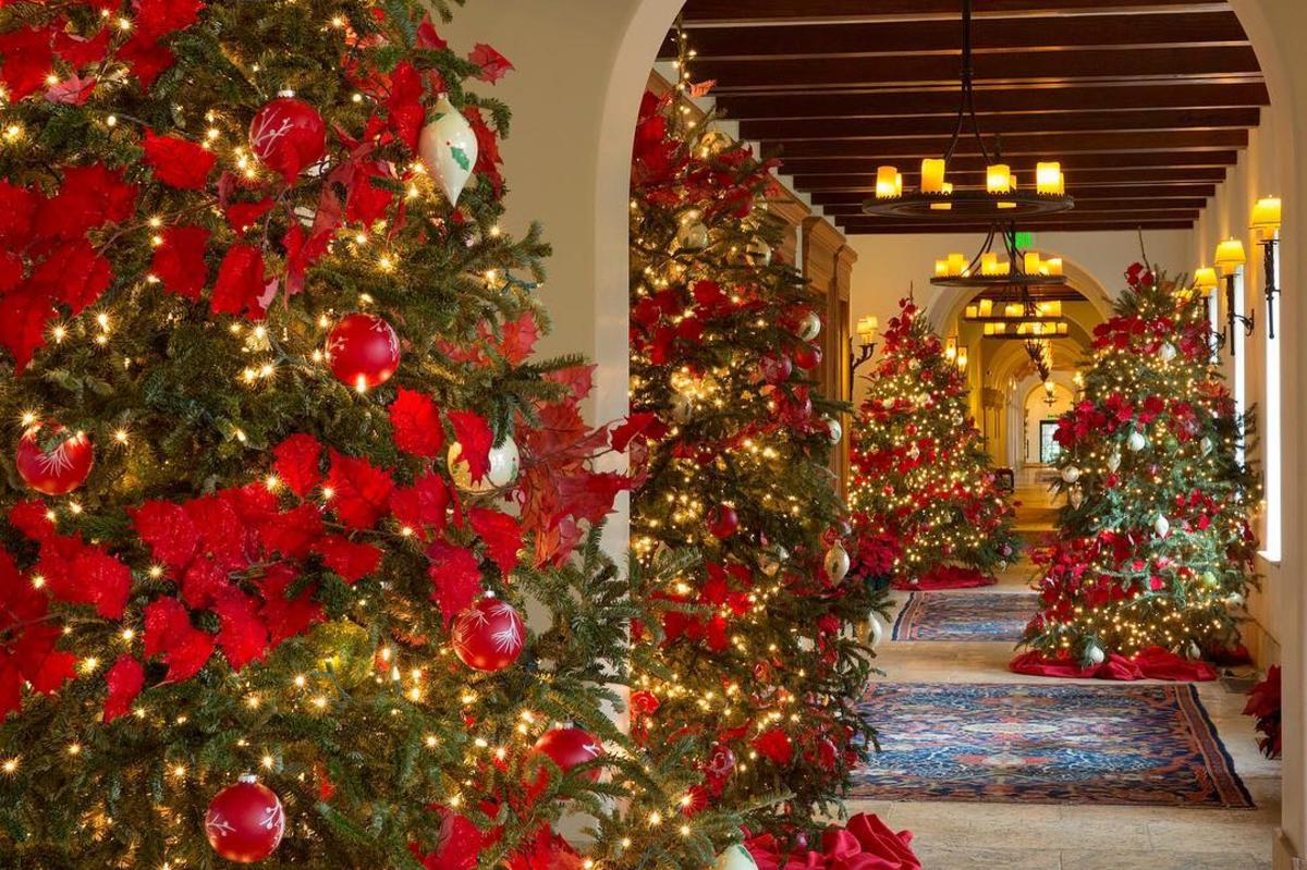 Christmas at Sea Island is a truly magical holiday filled with beautiful decorations, festive events, and so much more.
