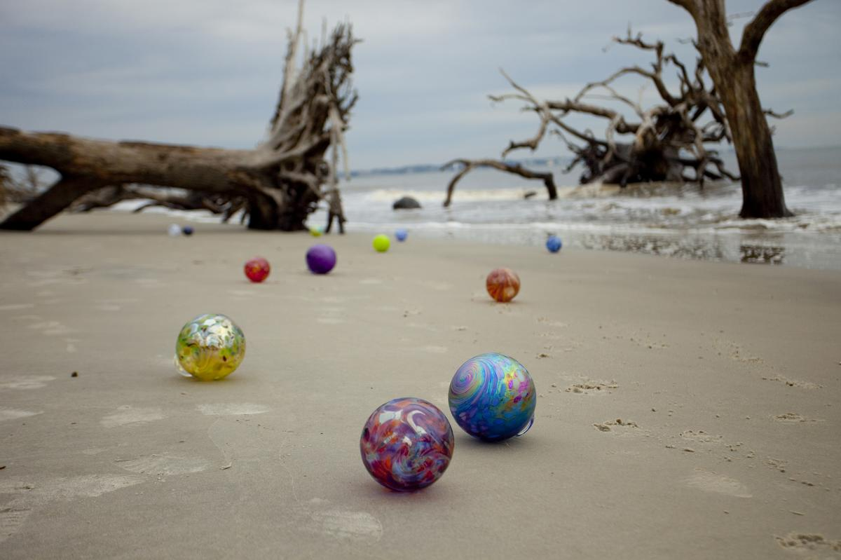 Each year, guests of Jekyll Island can hunt for Island Treasures hidden across the island