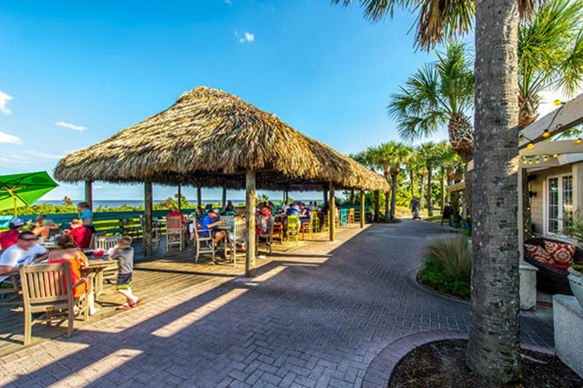 Tortuga Jack's is an oceanfront restaurant on Jekyll Island serving Mexican food.