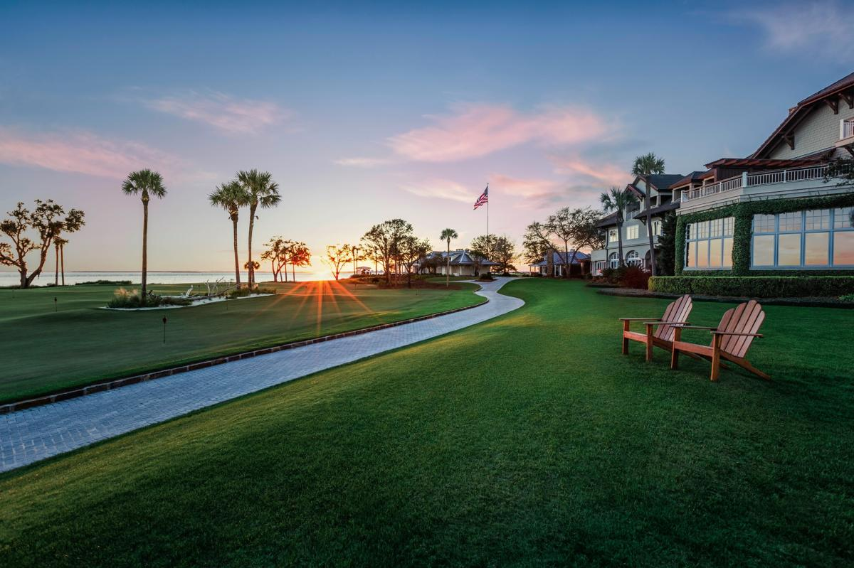 The Lodge at Sea Island is a Forbes Five-Star experience located on the Georgia Coast