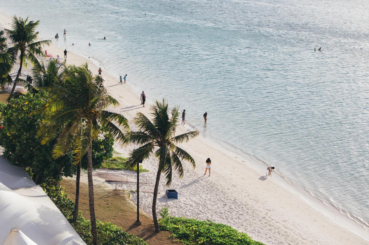 괌 사진-1