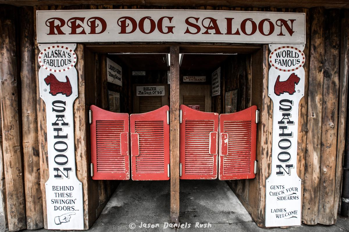 Red Dog Saloon Alaska Shore Excursions