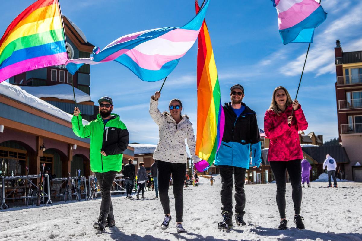 Peak Pride at Big White Ski Resort