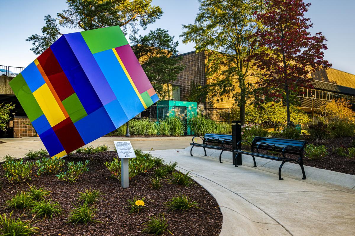Downtown Sculpture Walk Lansing Community College