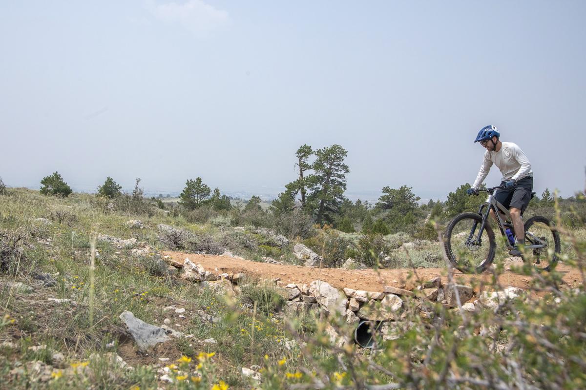 Mountain Biking Happy Jack
