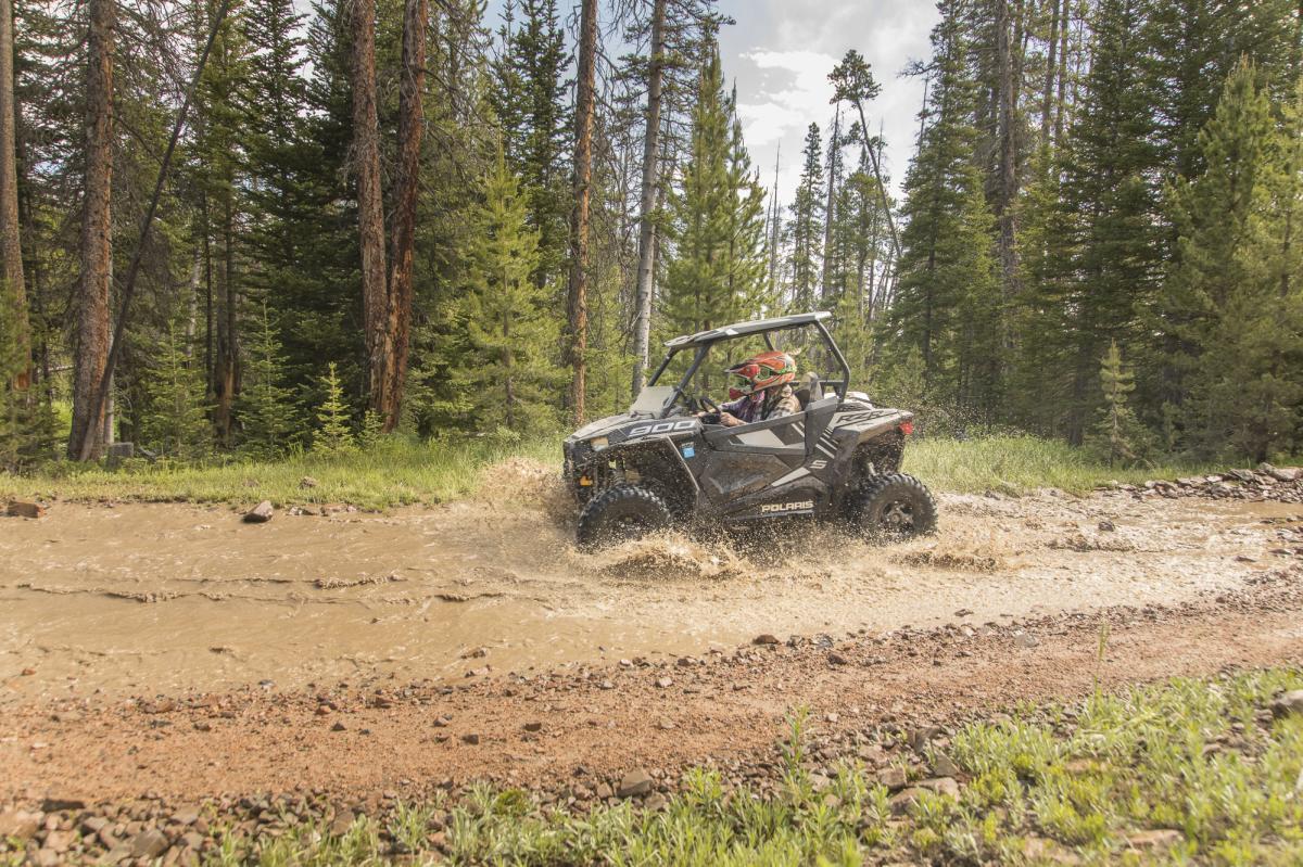 Albany Lodge Rental ATV Water