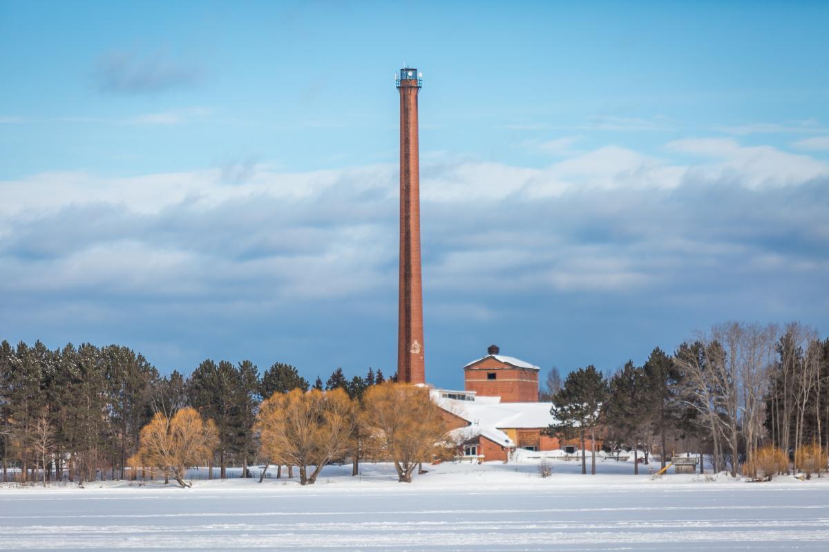 The Saw Mill near Lake Independence in Big Bay, MI