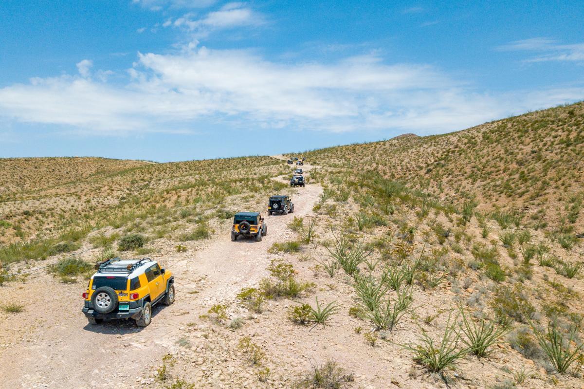 Jeep Tour Operators