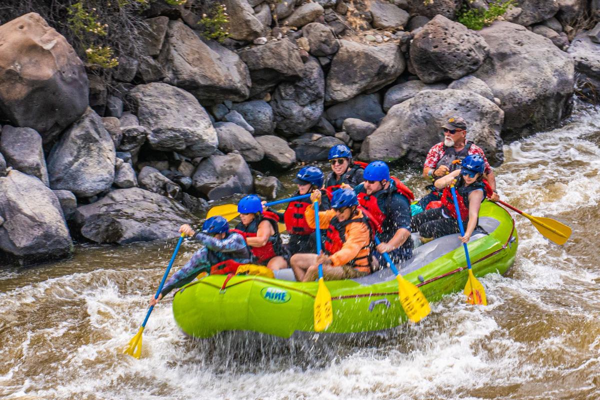 tour operators rafting