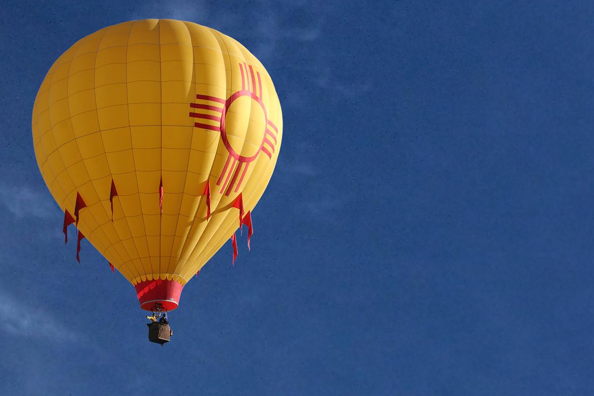 Zia balloon