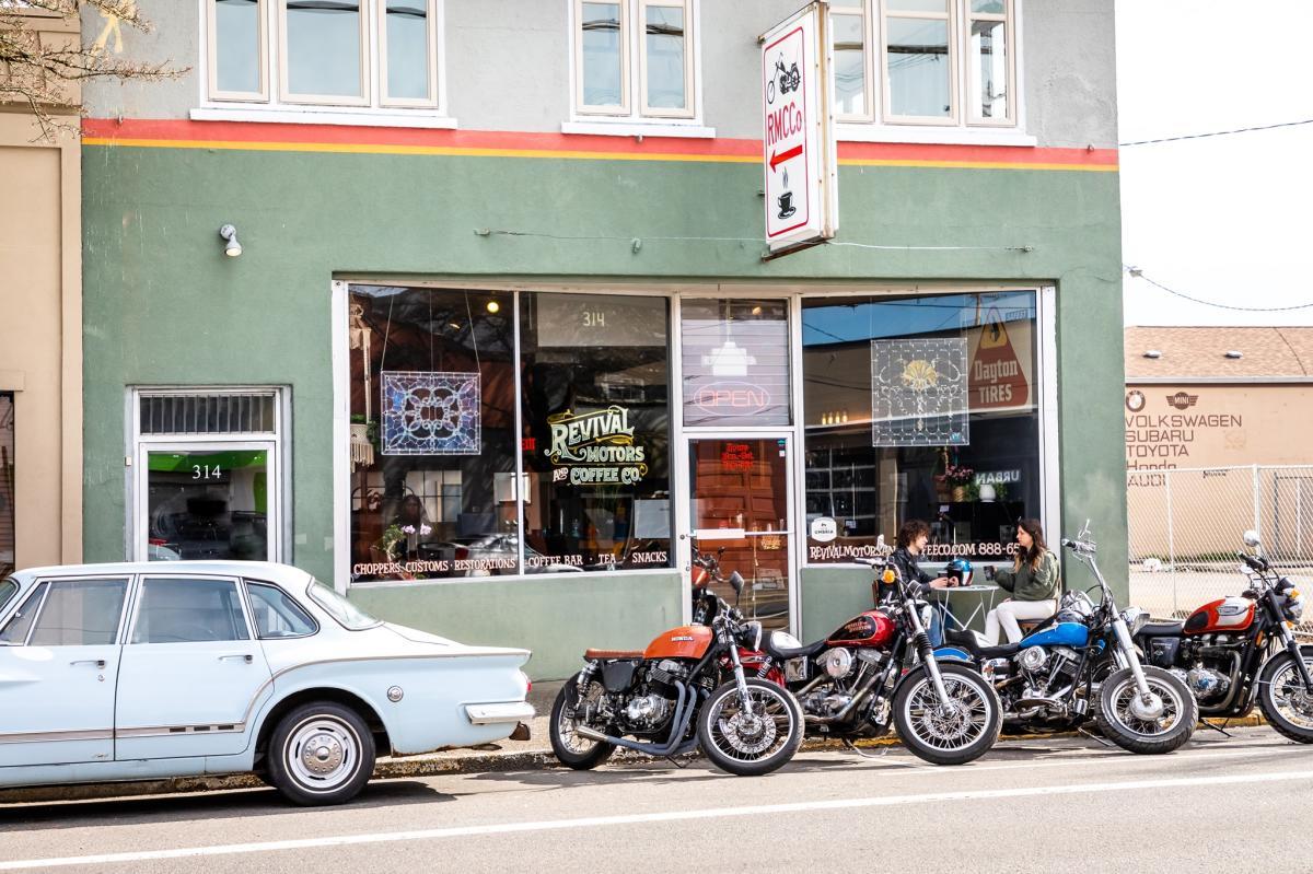 Revival Motors & Coffee