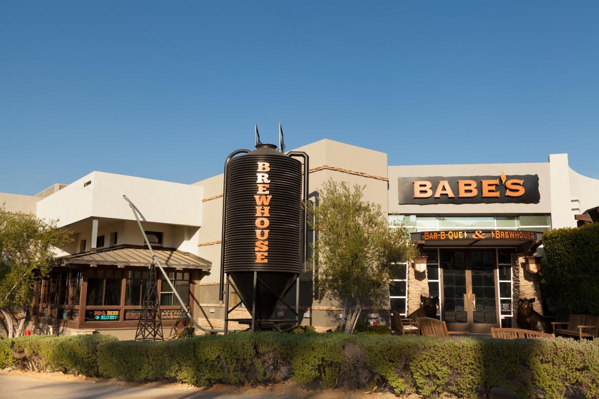 Babe's BBQ Restaurant