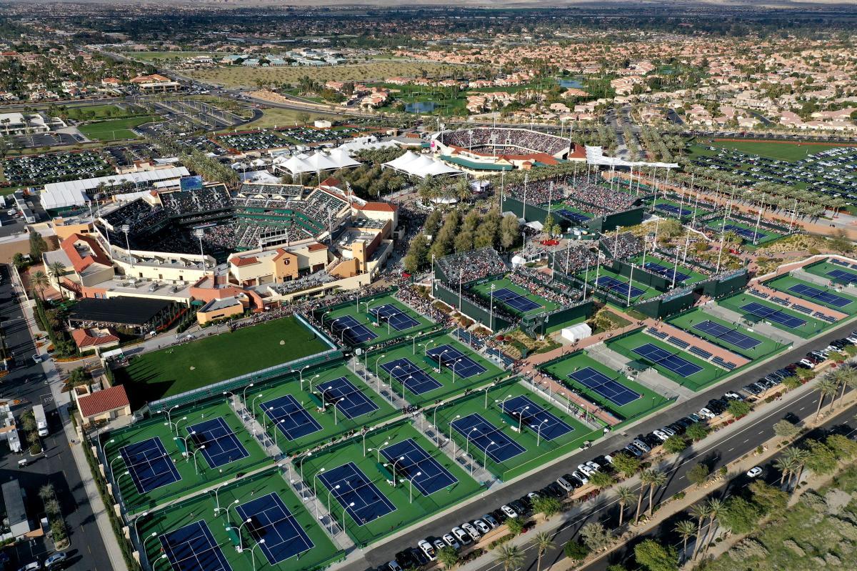 Indian Wells Tennis Garden