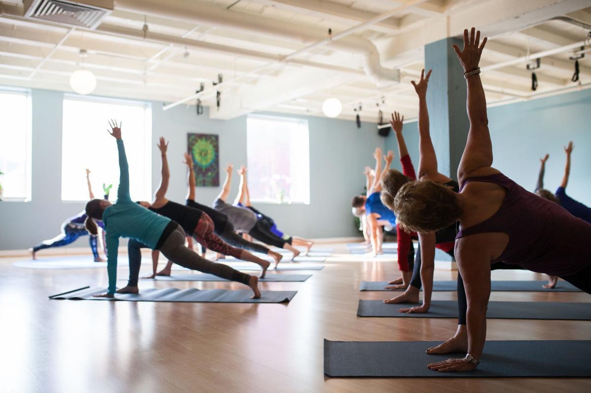 Yoga Roots Racine