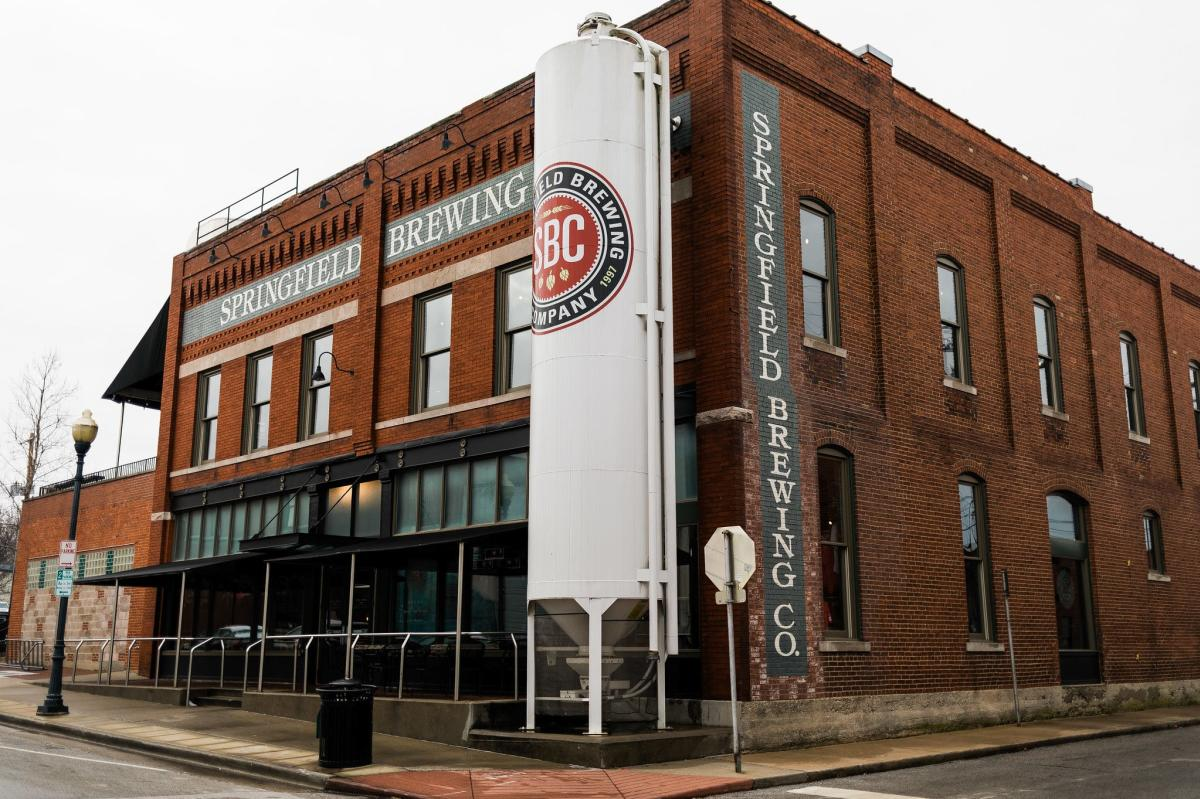 Springfield Brewing Company, photo by Rhianon Brown
