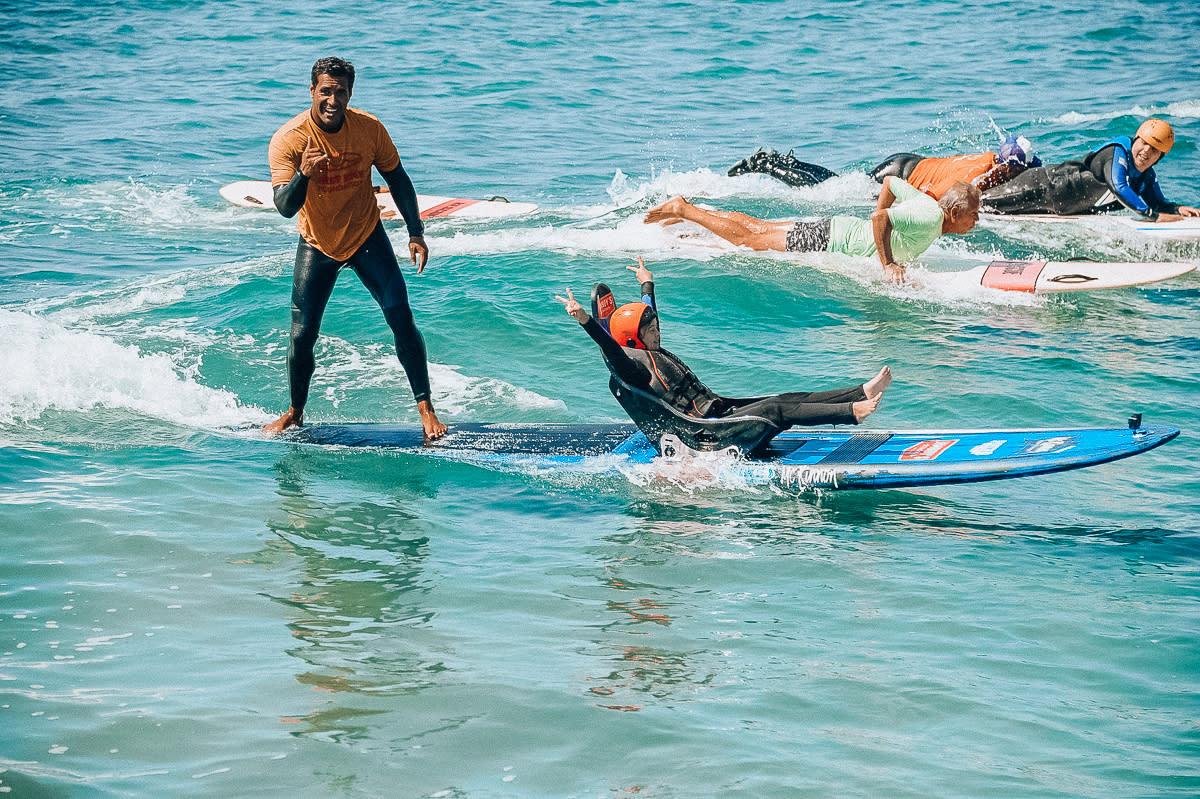 Adaptive Surfing with Rocky McKinnon