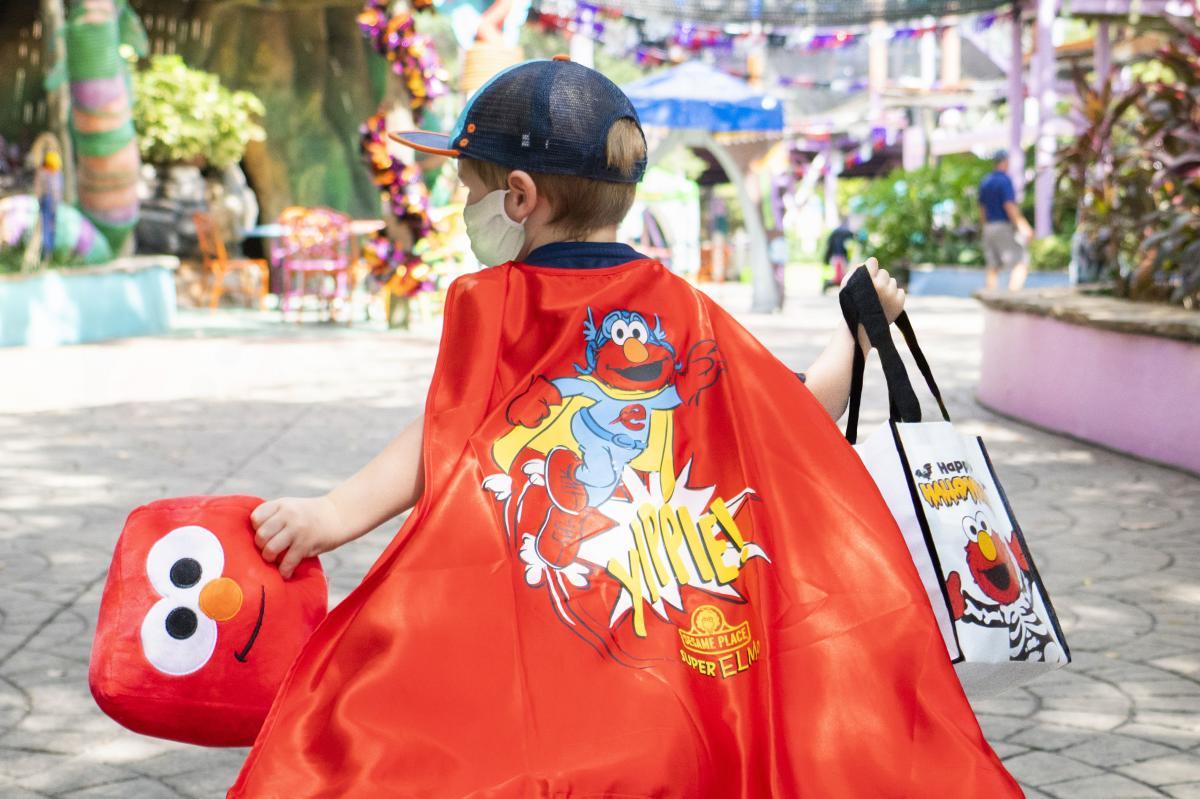 Sesame St. Kids Busch Gardens Tampa Bay