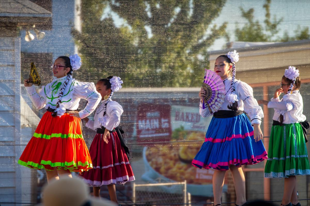 Fiesta Mexicana - Young Dancers | Topeka, KS