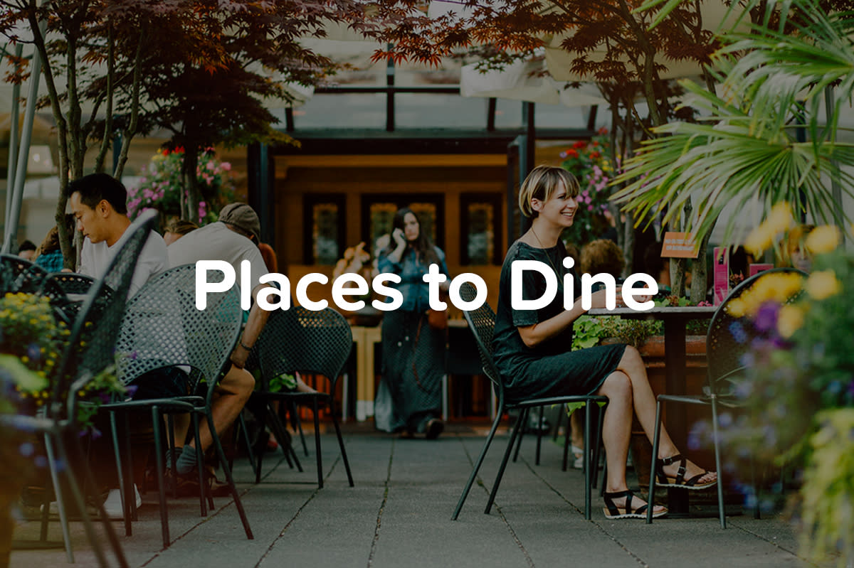 Places to Dine