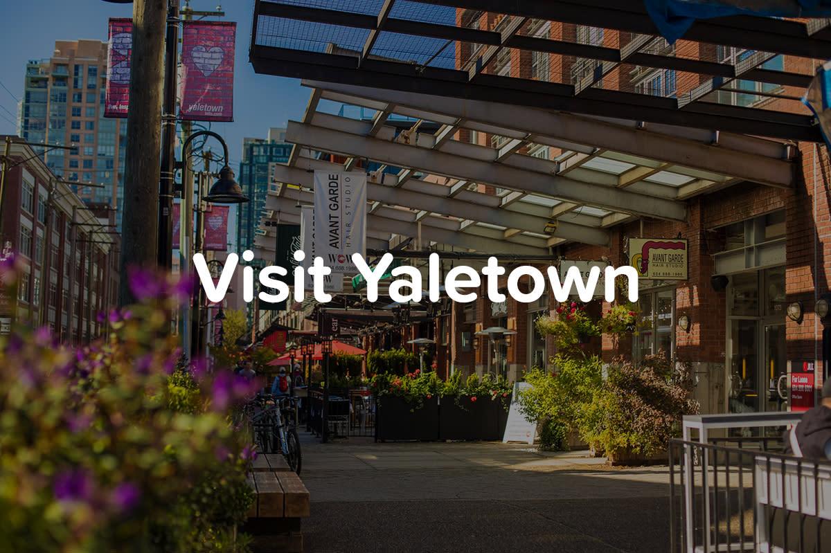 Visit Yaletown